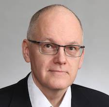 Keilasatama kiinteistöpäällikkö Antero Hytönen